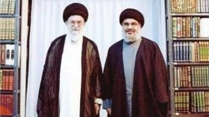 Khamenei&Nasrallah