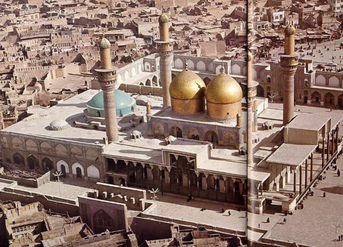 The_Kadhimain_mosque-iraq